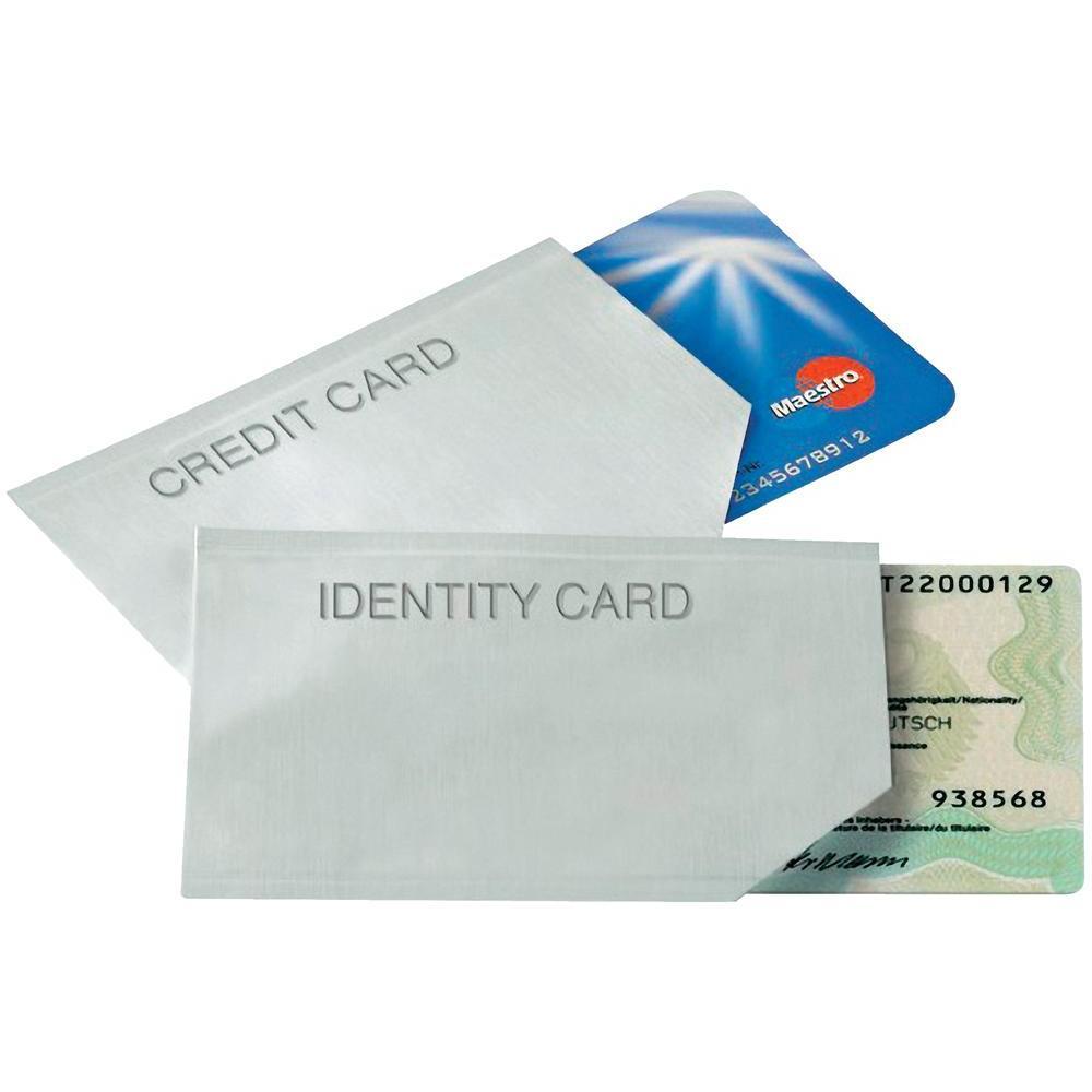 Schutz-Hülle für Kreditkarten RFID/NFC bei Bank anfordern GRATIS