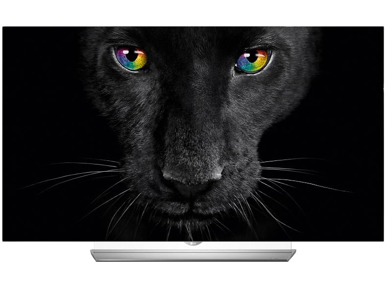 LG 55EF9509 139 cm (55 Zoll) OLED Fernseher (Ultra HD, Triple Tuner, 3D, Smart-TV) für 1799,-€ Versandkostenfrei [Mediamarkt]
