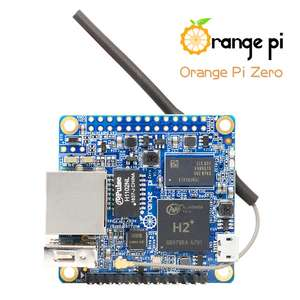 Orange Pi Zer0 H2