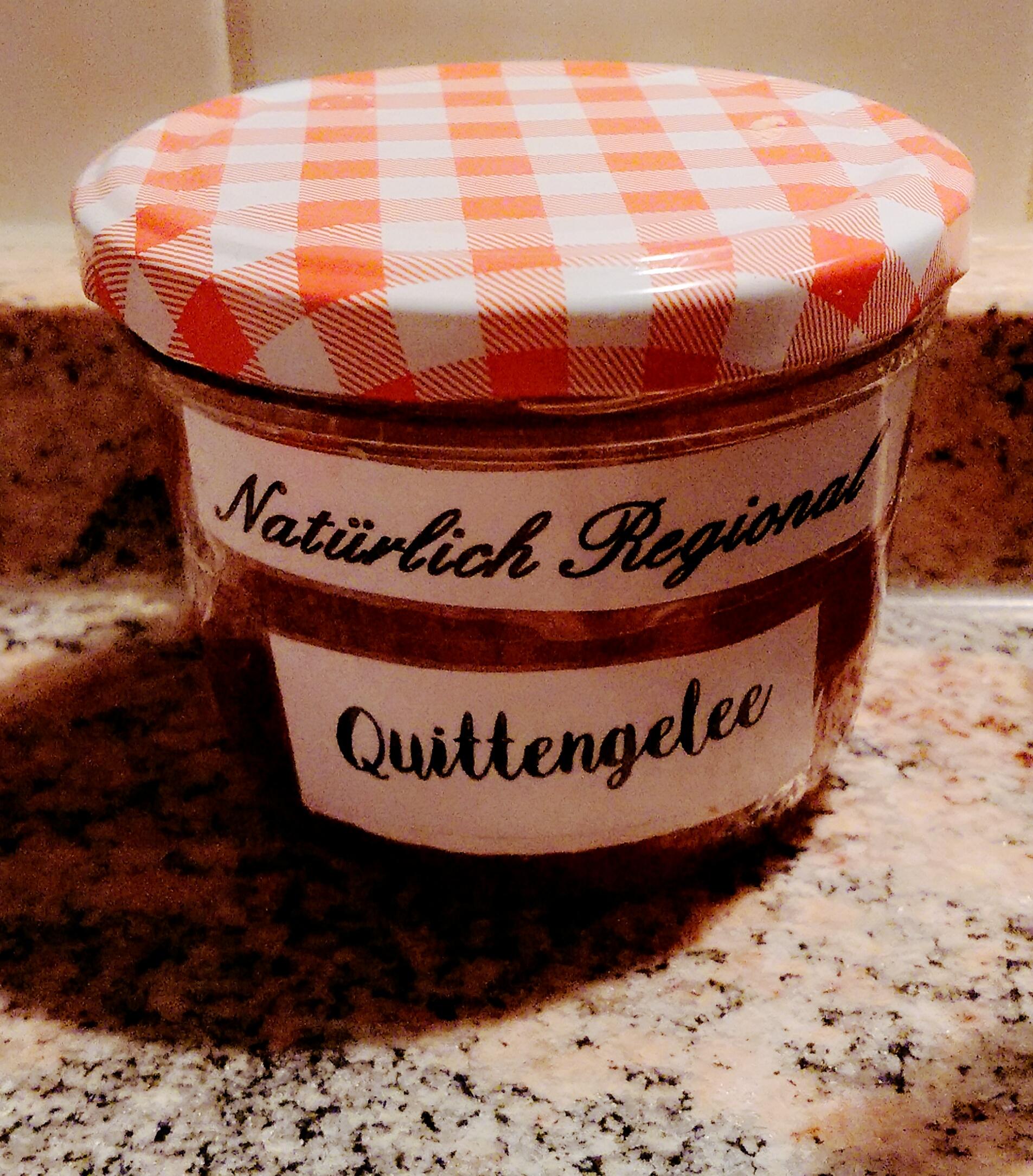 [Lokal Berlin] Gratis Quittengelee und Quittenkonfekt kosten