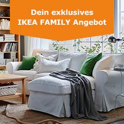 [lokal] Ikea Hamburg (Schnelsen,Altona&Moorfleet) Family Rabatt auf alle Sofas und Sofateile