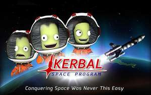 Kerbal Space Program [PC] [Steam Key] [HumbleBundle Store]