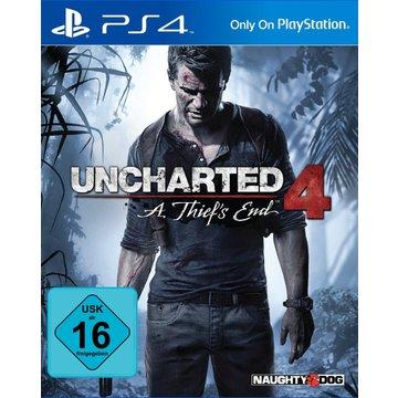 (PS4) Uncharted 4 - A Thiefs End durch 20€ check24 Gutschein mit Versand für 2,99€