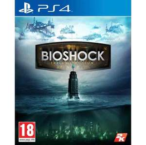 [Amazon UK] Bioshock - The Collection PS4 & Xbox One je £24,99 (Deutsche Sprachausgabe enthalten!)