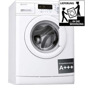BAUKNECHT WA Eco Star 61 A+++ 1.400 Upm Waschmaschine frei Verwendungsstelle