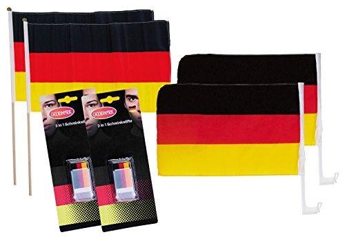 Fanset Deutschland, 6 teilig