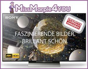 SONY KD-55XD8005  - 139 cm (55 Zoll) 4K Ultra HDR Smart TV - Android TV