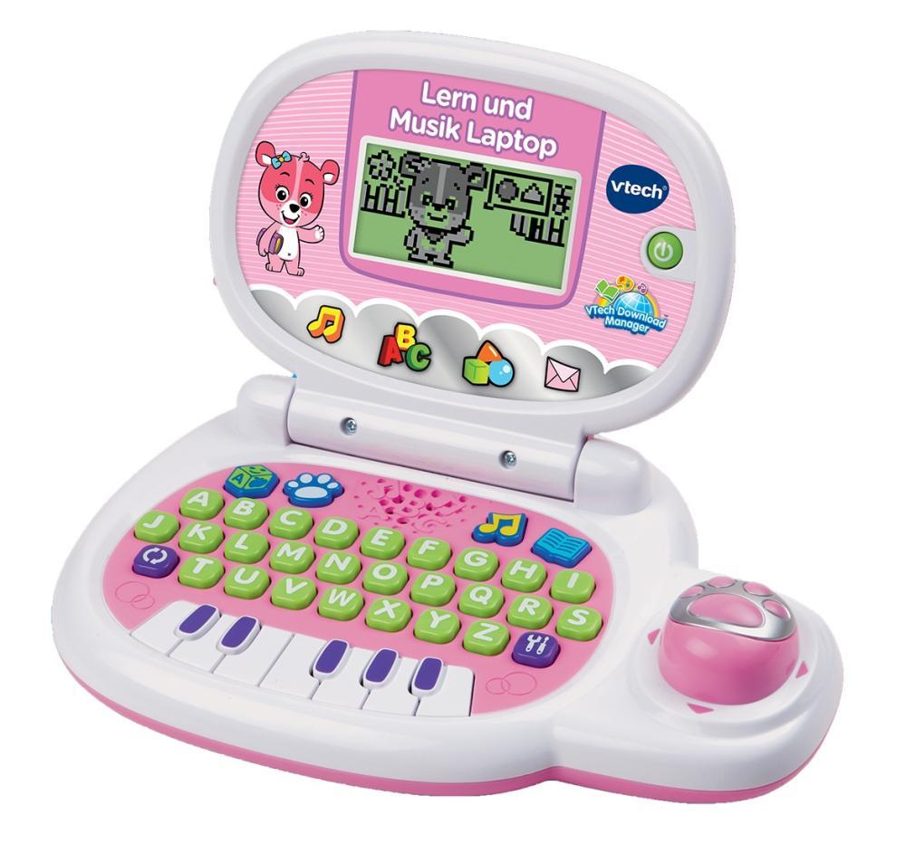 (spielemax)Vtech Musikspaß Tablet pink für 15,99 statt 19,99