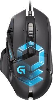 (eBay) Logitech G502 Proteus Spectrum RGB Gaming Maus für 49,90€