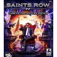 Saints Row IV - Game of the Century Edition - Steam Key - Games Republic