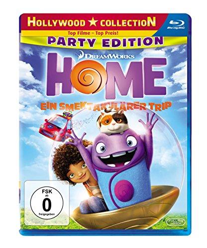 [Amazon Prime] Home - Ein smektakulärer Trip - Party Edition [Blu-ray]