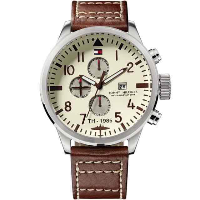 Tommy Hilfiger Uhr, Modell Jackson für 111,22€