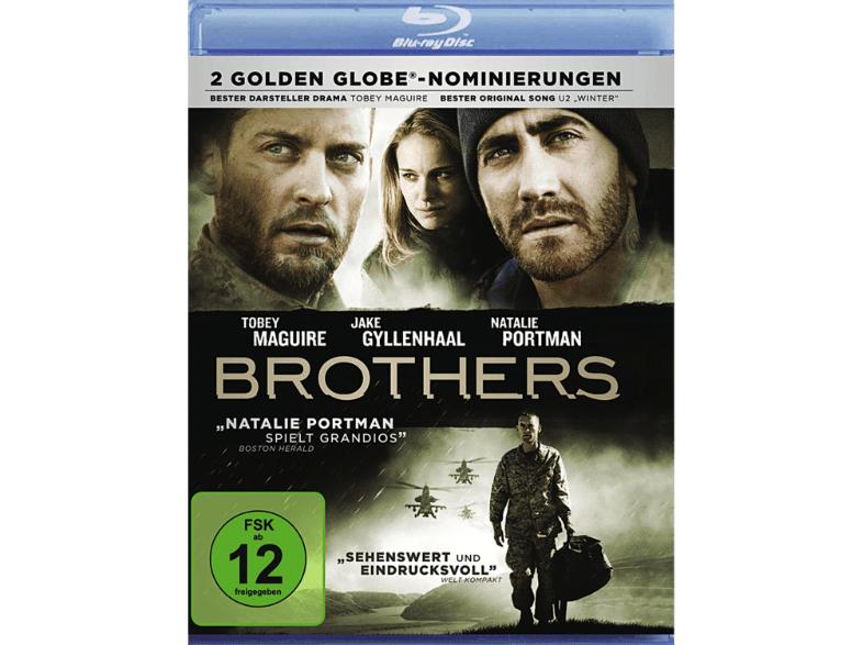 (Saturn) Brothers - Zwei Brüder. Eine Liebe [Blu-ray] für 2,99€
