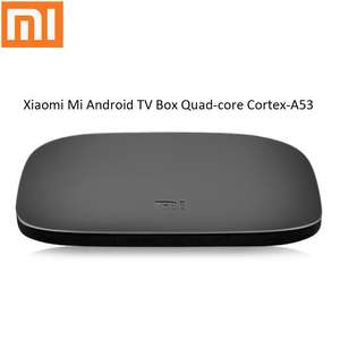 Preorder Xiaomi Mi Box 4K  - HDR Support (US VERSION) [Gearbest]