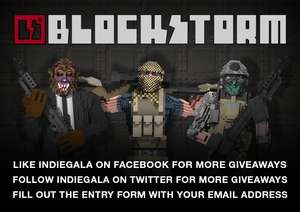 BLOCKSTORM Steam Key kostenlos