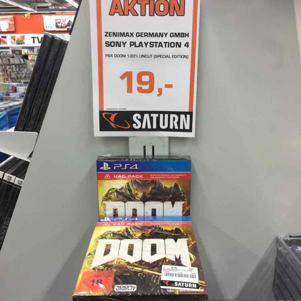 DOOM – UAC Pack (PS4 + XBOX) [Berlin]