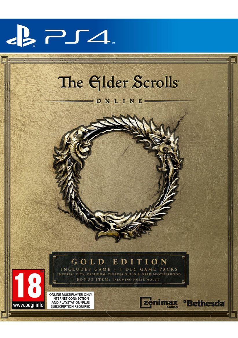 (Simplygames) The Elder Scrolls Online: Gold Edition (PS4) für 26€