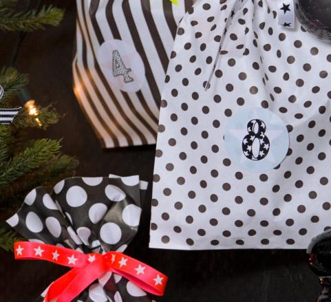 Self-made Adventskalender: 10% Rabatt auf Verpackung und Inhalte + 5€ NL-Rabatt + gratis Masking Tape (ab 49€ MBW) im pinkmilk-Shop