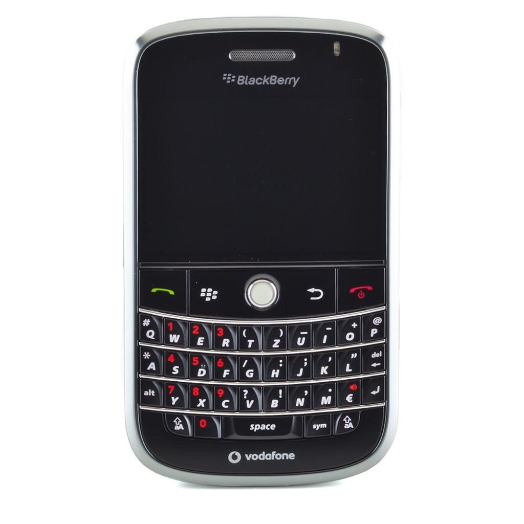 Oldtimer: Blackberry Bold 9000 Neu - die beste Tastatur ever