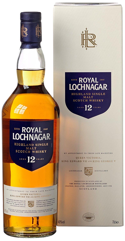 Royal Lochnagar 12 Jahre 0,7l 40% für 21,99€ lokal evtl. deutschlandweit bei Real