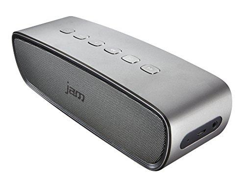 Jam HX-P920-EU HEAVY METAL Bluetooth Lautsprecher silber