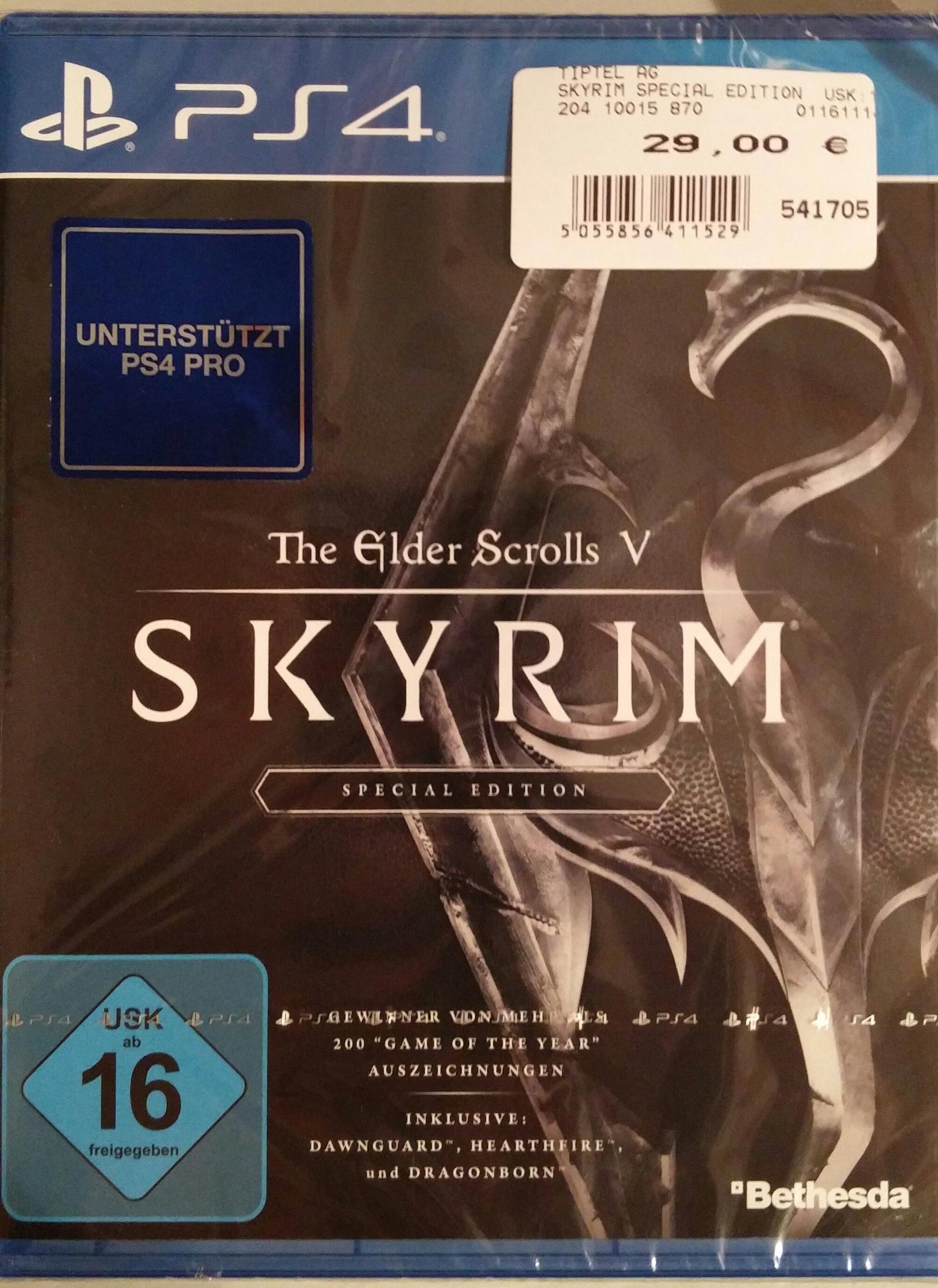Lokal: Skyrim PS4 Expert Burgdorf