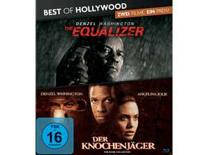 [Saturn/ Amazon Prime] The Equalizer/Der Knochenjäger - Best of Hollywood/2 Movie Collector's Pack 95 [Blu-ray]