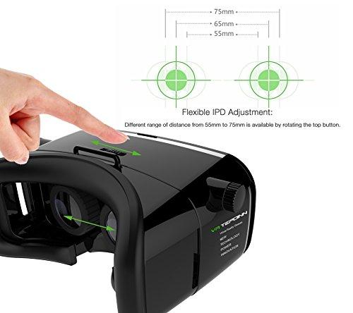 """[amazon] VR-Brille für alle 4-6""""-Smartphones"""