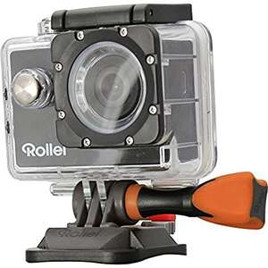 Rollei Actioncam 330 WiFi (Full HD Video Funktion 1080p - Unterwassergehäuse)