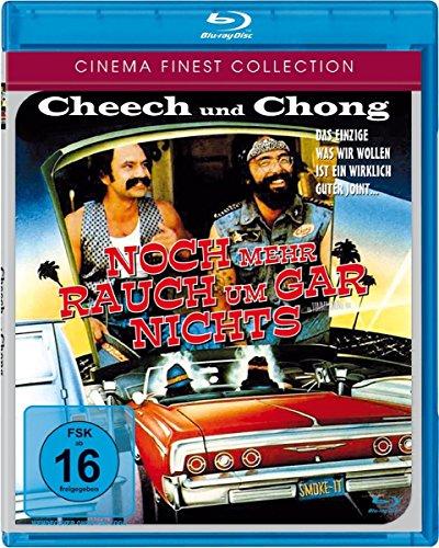 [Amazon Prime] Cheech & Chong - Noch mehr Rauch um gar nichts [Blu-ray]