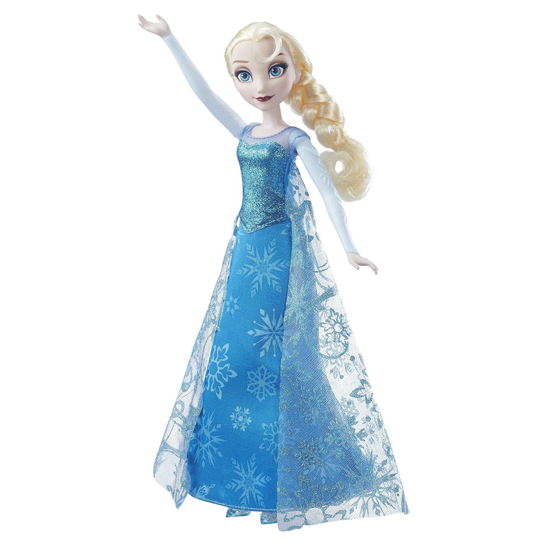 [Amazon] Singende Lichterglanz Elsa Disney Die Eiskönigin B6173100 Hasbro