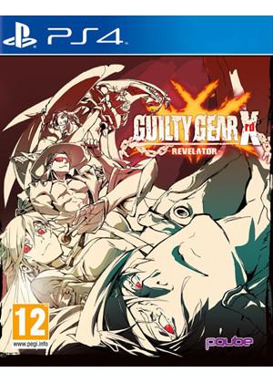 (Base.com) Guilty Gear Xrd: Sign (PS4) für 17,70€
