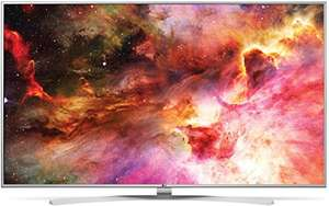 [Amazon Blitzangebot] LG 49UH7709 123 cm (49 Zoll) Fernseher (Ultra HD, Triple Tuner, Smart TV)