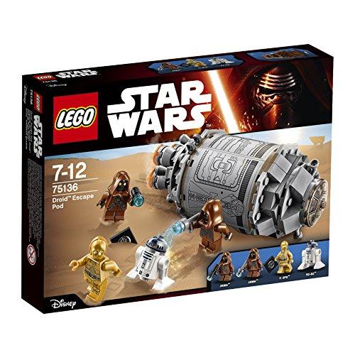 Lego Star Wars 75136 Droid Escape Pod für 19,99€ bei [Amazon Prime]