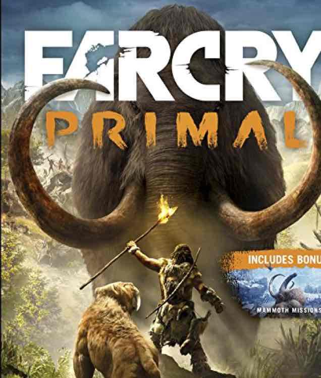 Far Cry Primal Special Edition PC (oder nur DLC für 0,49€)