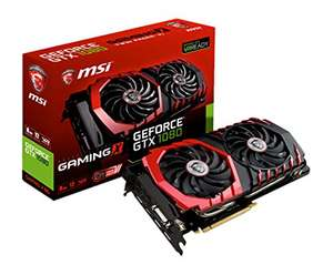 [AMAZON FR] MSI GEFORCE GTX 1080 Gaming X 8G PCI Express x16 3.0