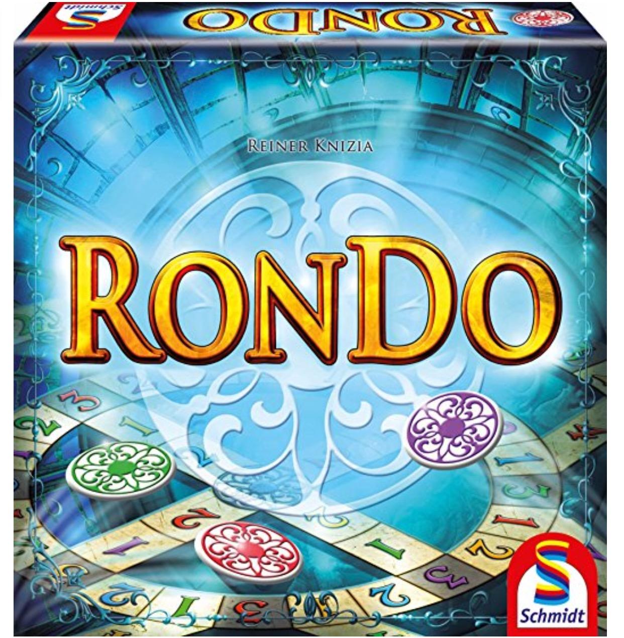 [Spiele-Offensive.de] Strategiespiel Rondo für 11,89€