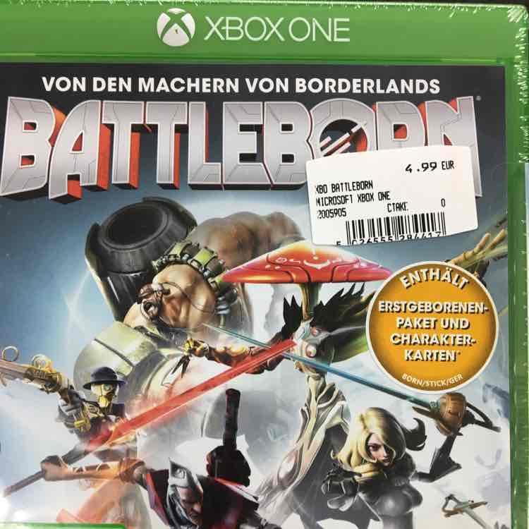 Battleborn (Xbox One) für 4,99 € | Mediamarkt Belm