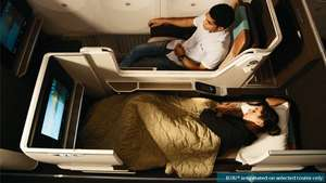 Oman Air Business Class Sale in Richtung Asien