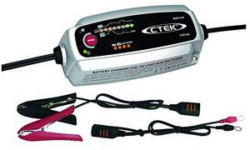 CTEK MXS 5.0 Autobatterie-Ladegerät  (Amazon Blitzangebot)