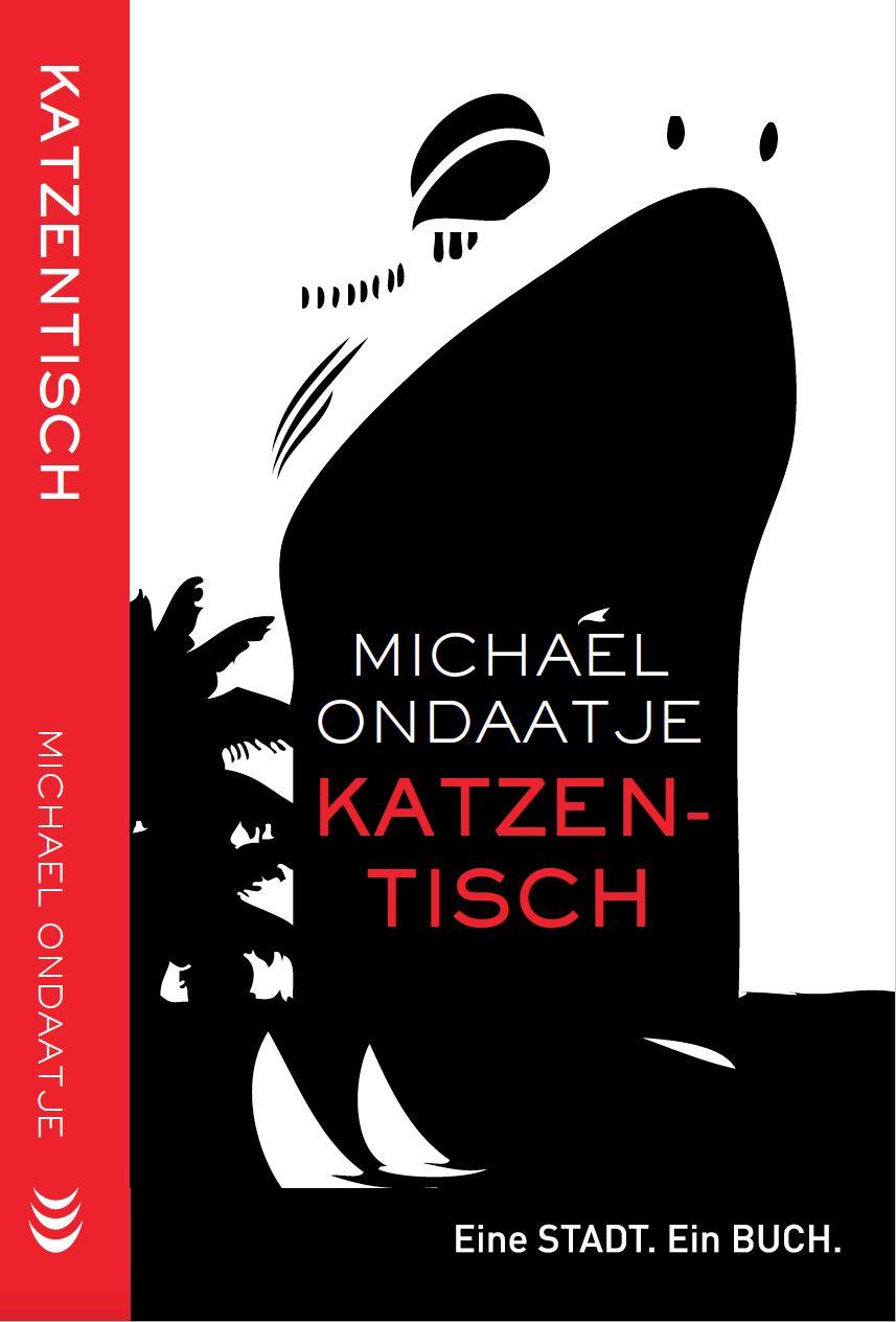 """100.000 Gratis-Bücher """"Katzentisch"""" von Michael Ondaatje [lokal Wien]"""