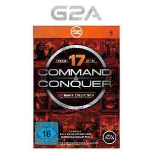 Command & Conquer Ultimate Collection Key [PC]