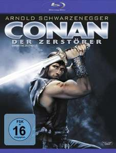 PRIME: Conan der Zerstörer Blu-Ray