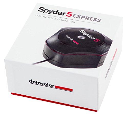 [Amazon Blitzangebot] Datacolor Spyder 5 Express Monitor Farbkalibrierung + 10 € Amazon Gutschein