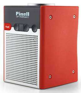 [Ebay] Pinell Go tragbares Radio in Rot 119 € Preisvergleich