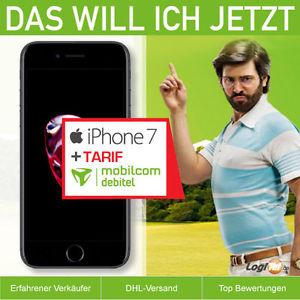 iPhone 7 128GB 2GB 42,2MBit/s Vodafone Allnet Flat