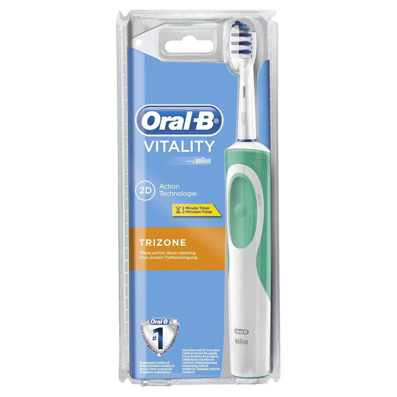 Oral-B Vitality Trizone im Abverkauf bei Rossmann (lokal)