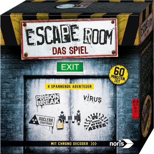 Escape Room das Spiel - Neuheit von Noris bei Thalia reduziert + GS Code Nutzung