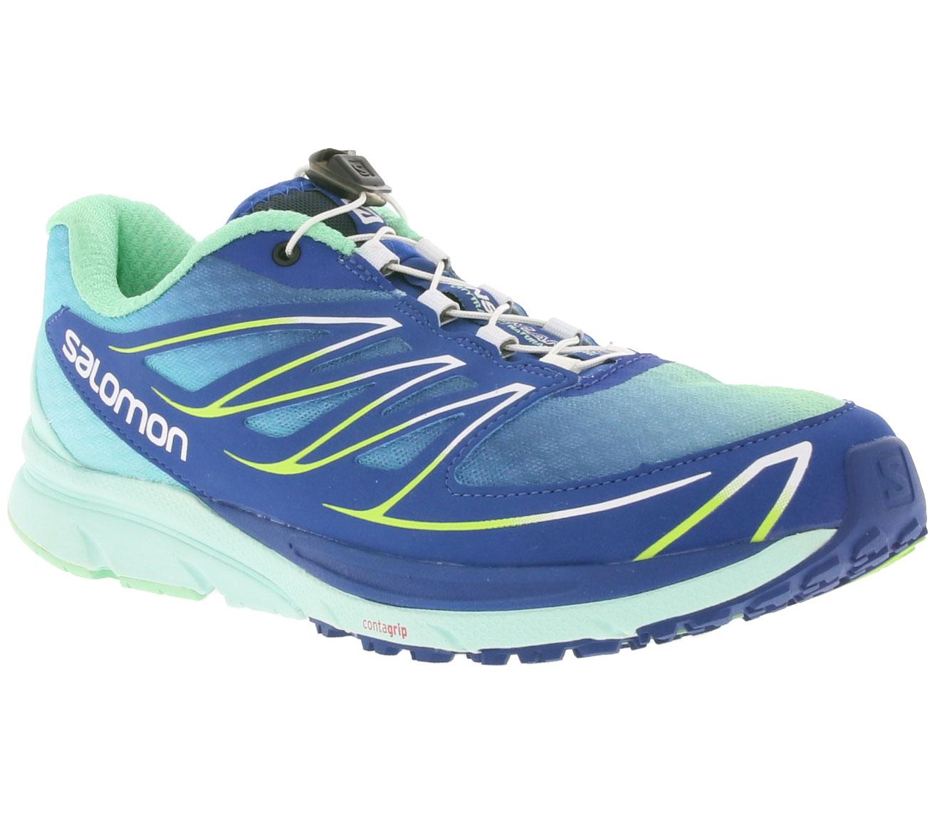 Salomon Sense Mantra 3 Damen Trailrunning Schuhe