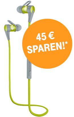 """Philips SHQ7300 Bluetooth In-Ear-Kopfhörer Grün für 33€ für Telekom Kunden / """"Tauschbörse"""" in den Kommentaren"""